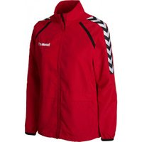 Hummel Stay Authentic W Micro Jacket true red