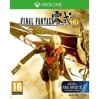Final Fantasy: Type-0 HD (Xbox One)