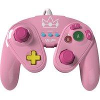 PDP Wii U Wired Fight Pad (Peach)