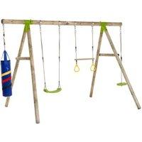 Plum Products Capuchin Wooden Pole Swing Set