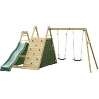 Plum Products Climbing Pyramid with Swings