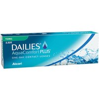 Alcon Dailies AquaComfort Plus Toric (30 pcs) +3,50