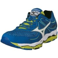 Mizuno Wave Enigma 3 olympian blue white/lime punch