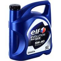 Elf Evolution 900 SXR 5W-40 (5 l)