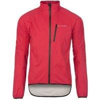 VAUDE Men's Drop Jacket III glowing red
