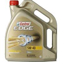 Castrol EDGE Titanium FST 5W-40 (5 l)