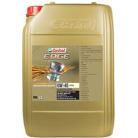 Castrol Edge Titanium FST A3/B4 0W-40 (20 l)