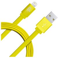 Patriot 3,3 ft Lightning Flat Cable yellow