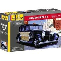 Heller Hispano Suiza K6 (80704)