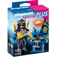 Playmobil Asia-fighter with Weapon Stand (4789)