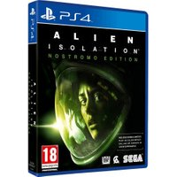 Alien: Isolation - Nostromo Edition (PS4)