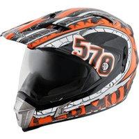 Germot GM 570 Dekor Black/Orange