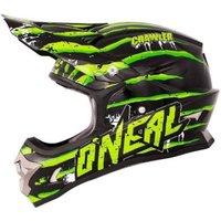 O'Neal 3 Series Crawler Black/Green 2014