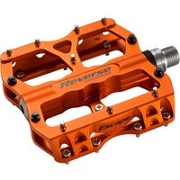 Reverse Escape Pedals (orange)
