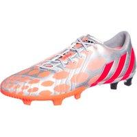 Adidas Predator Instinct FG metalic silver/solar red/glow orange
