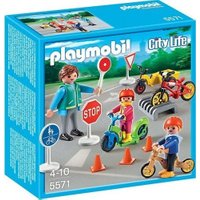 Playmobil City Life Road Safety Play Set (5571)