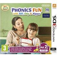 Phonics Fun with Biff, Chip & Kipper: Vol. 2 (3DS)