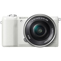 Sony Alpha 5100 Kit 16-50 mm White