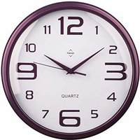 Premier Housewares Round Wall Clock