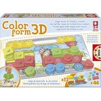 Educa Borrás Color Form 3D
