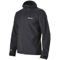 Berghaus Men's Stormcloud Waterproof Jacket Black