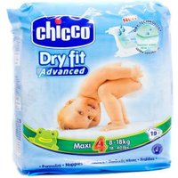 Chicco Dry Fit Maxi Size 4 (8-18 kg)