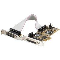 StarTech 8 Port PCI Express Low Profile Serial Adapter Card (PEX8S950LP)