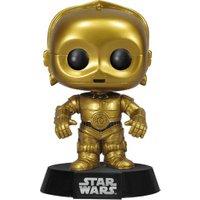 Funko Star Wars - Bobble-Head C-3PO Pop