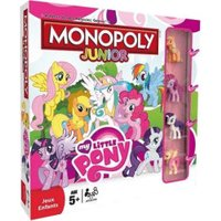 Hasbro Monopoly Junior - My Little Pony (french)