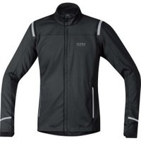 Gore Mythos 2.0 Windstopper Soft Shell Jacket black