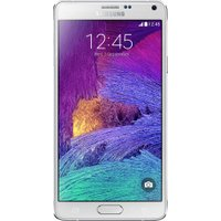 Samsung Galaxy Note 4 Frost White