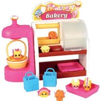 Flair Shopkins Spin Mix Bakery Stand Playset