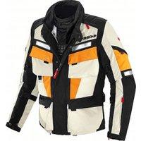 Spidi Marathon H2Out Jacket Black/Ice
