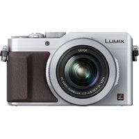 Panasonic Lumix DMC-LX100 Silver (DMC-LX100EB-S)