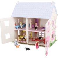 Bigjigs Heritage Playset Rose Cottage