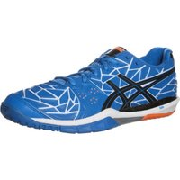 Asics Gel-Fireblast royal blue/black/white