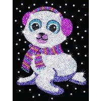 KSG Junior Sequin Art Suzy Seal