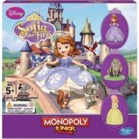 Hasbro Monopoly Junior Disney Sofia the First