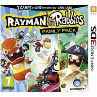 Rayman and Rabbids Family Pack (3DS)