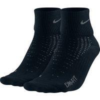 Nike Anti-Blister Quarter Running Socks (2 Pair)
