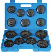 Laser Tools 3222 Oil Filter Wrench Set 15pc