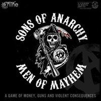 Gale Force Nine Sons of Anarchy - Men of Mayhem
