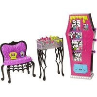 Monster High Social Spots Student Lounge Set