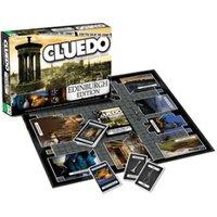 Winning-Moves Cluedo Edinburgh Edition