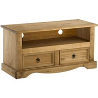 Birlea Furniture Corona 2 Drawer TV Unit