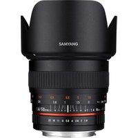 Samyang 50mm f/1.4 AS UMC Nikon