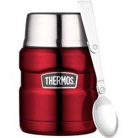 Thermos King Food jar 0.47L red