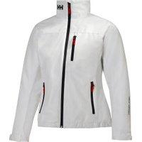Helly Hansen Crew Midlayer Jacket Women White