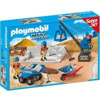 Playmobil Super Set Construction (6144)