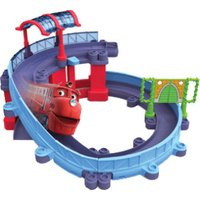Learning Curve Chuggington - Checkered Station Set (LC54237)